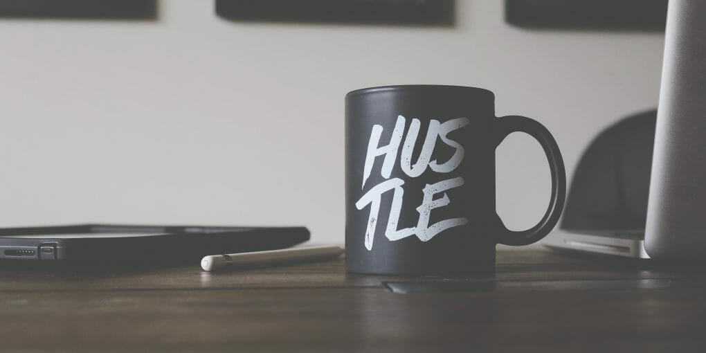 sales hustle., cold calling. cold emails, prospecting