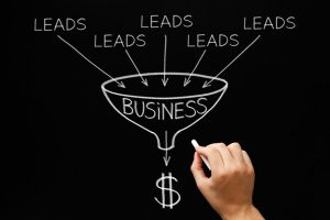 Sales intelligence funnel